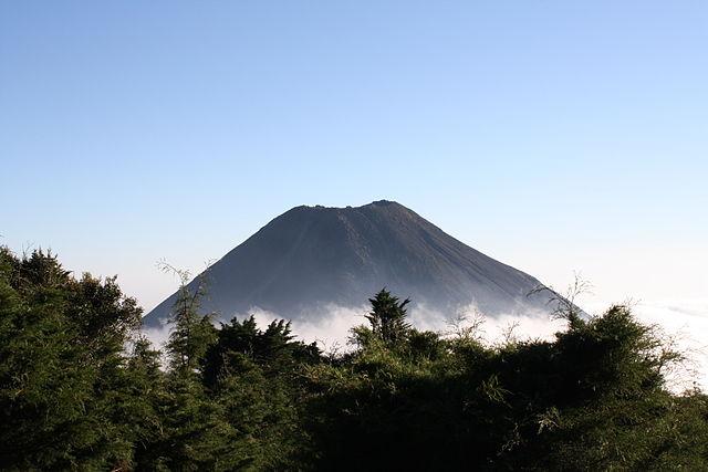 Izalco volcano