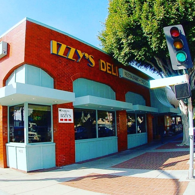 24-Hour restaurants in Los Angeles Izzy's Deli