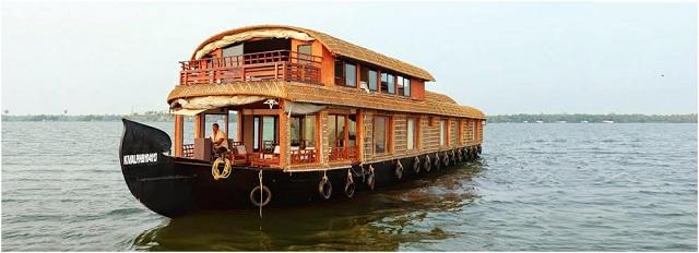 Kerala Houseboats gokul cruise