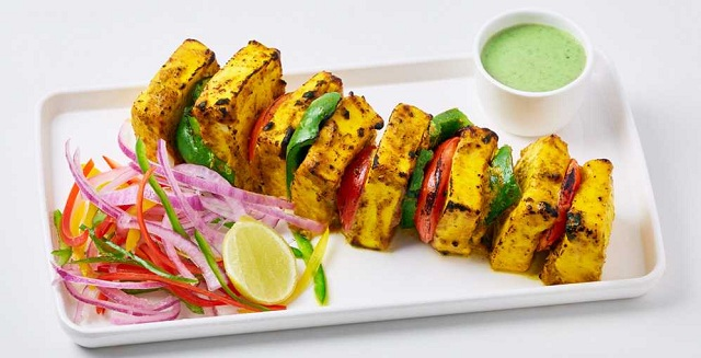 Paneer Tikka at QD