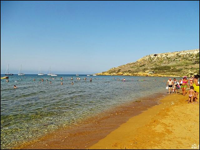 Ramla Bay, Gozo Island