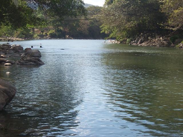 River Rio Lempa
