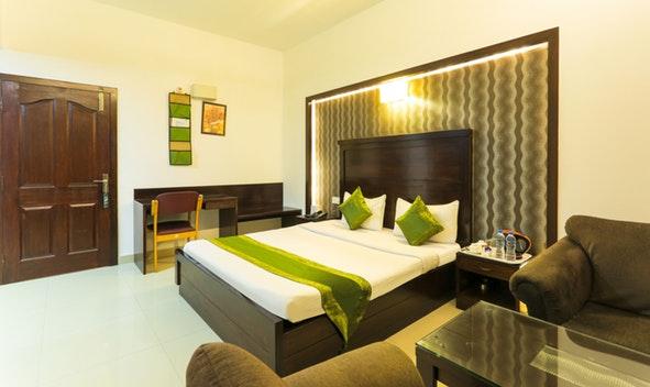 Hotels in Bangalore Treebo Canna NGV