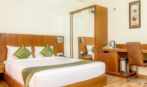 Hotels in Bangalore Treebo Grand Continent