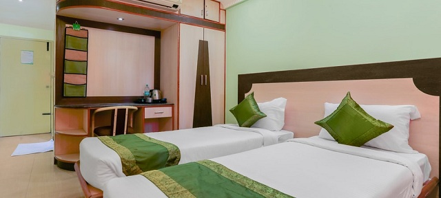 Hotels in Bangalore Treebo Urs Regency