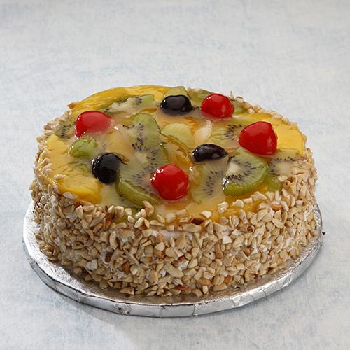 Wenger's Cake