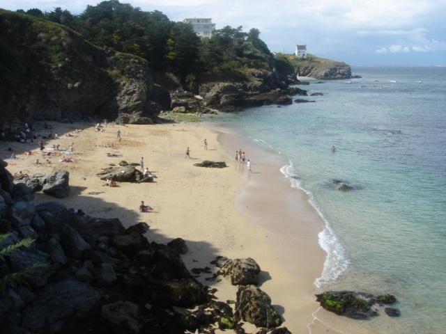 Belle-Île-en-Mer Island