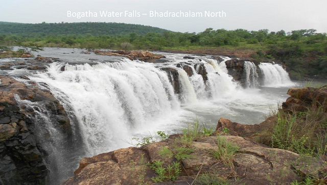 Bogatha Waterfalls in Andhra Pradesh