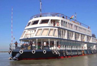 Brahmaputra River Cruises