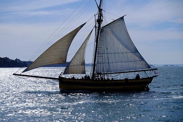 Brittany Sailing