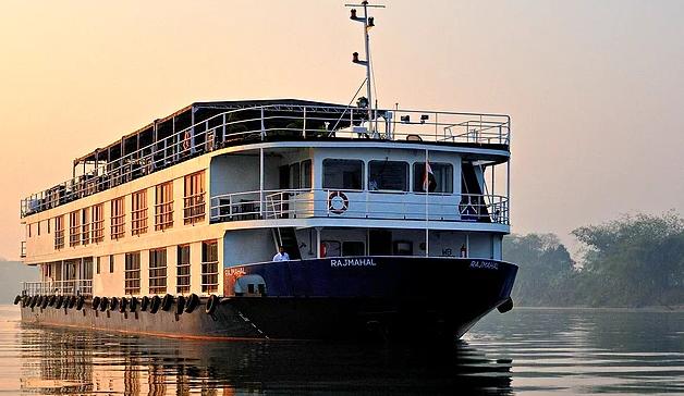 Brahmaputra River Cruises ship