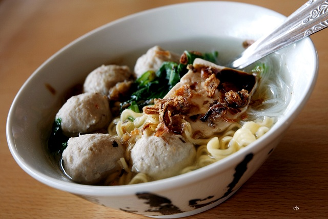 Delightful Indonesian Foods Bakso