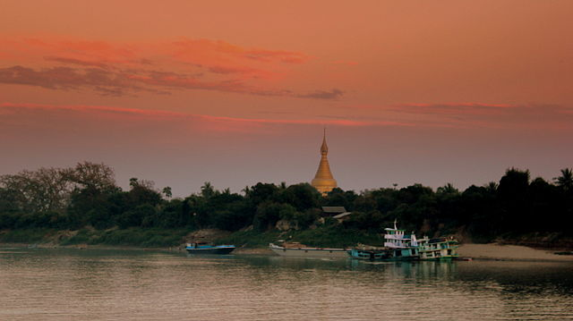 Irrawaddy River Cruising