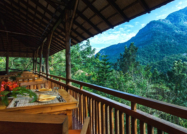 Luxury Resorts in Western Ghats Hill Stations near Coimbatore