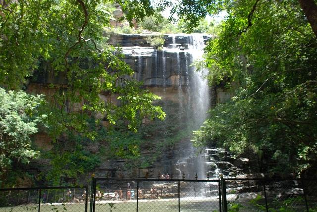 Mallela Theertham Waterfalls in Andhra Pradesh