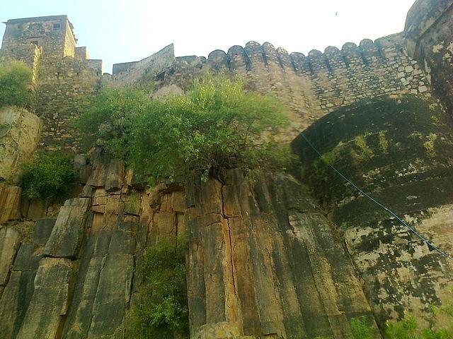 Ranthambore Tiger Reserve Fort