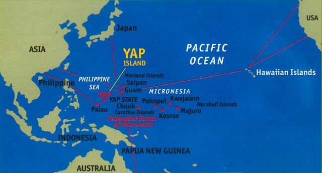 Scuba Diving Places Micronesia