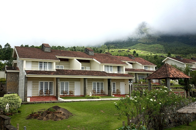 Luxury Resorts in Western Ghats Hill Stations