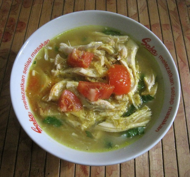 Traditional Indonesian Foods Soto