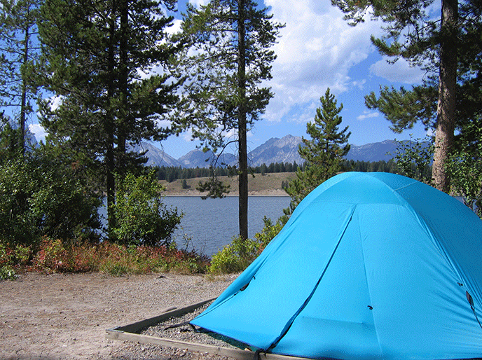 5 Perfect Camping Grounds In The United States View