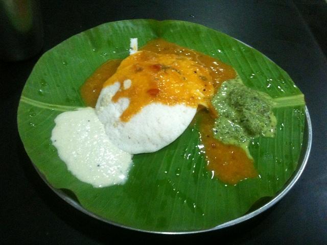 Idli Sambar, Madurai City Special