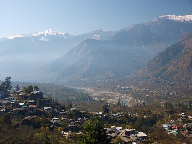 Kullu Valley, India