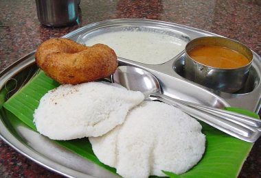Madurai city food