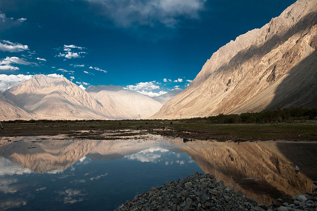 Nubra and Pangong Lake