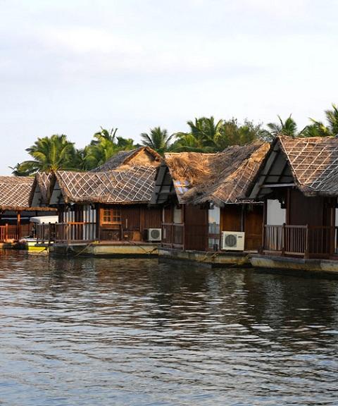 Poovar Island Resort, Thiruparappu Waterfalls