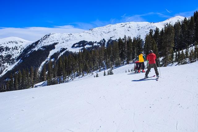 Highly Visited Ski Resorts