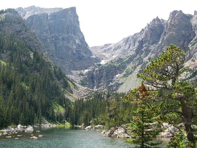 Dream Lake, Colorado