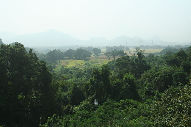 Hill Stations in Orissa