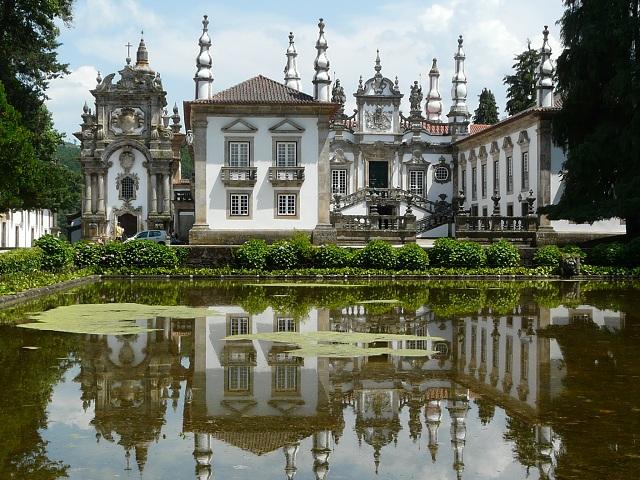 Douro River Cruise-Mateus Palace