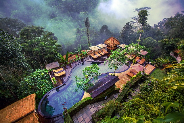 Nandini Jungle Resort and Spa, Bali