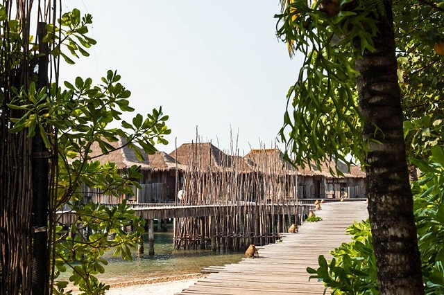 Overwater Bungalows, Song Saa