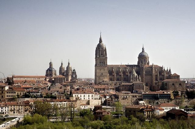 Douro River Cruise-Salamanca