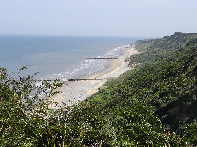 Scenic Places in UK Norfolk
