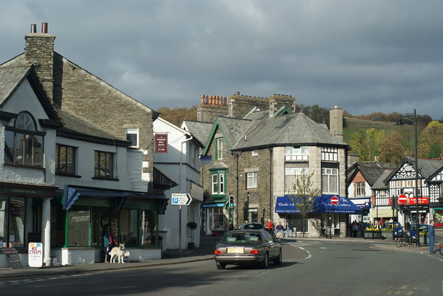 Windermere Scenic Places in UK