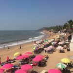 Hotels and Sightseeing Places in Anjuna Beach Goa
