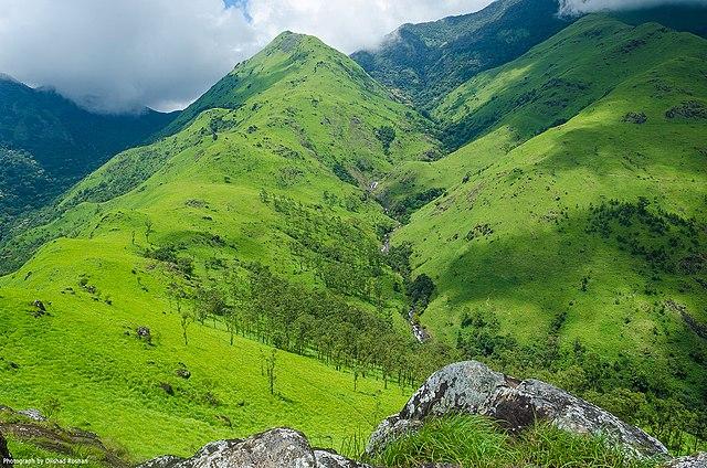 Wayanad Tourist Attractions Banasura Hill