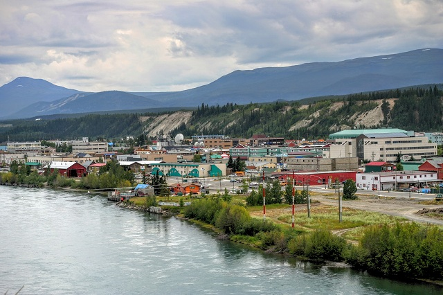 Capital Whitehorse Yukon Territory