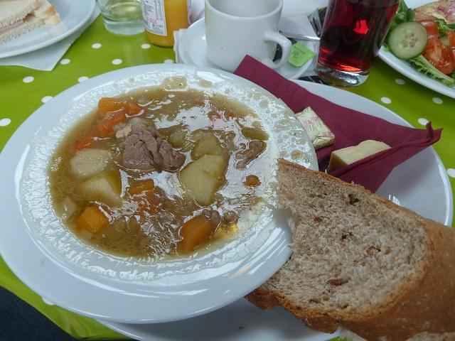 Welsh Cuisine Cawl