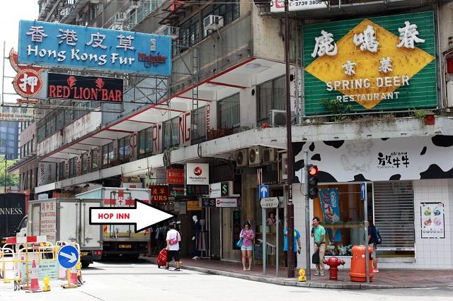 Cheap Hostels to Stay in Hong Kong Hop Inn