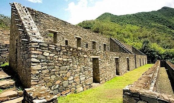 Choquequirao Ruins of Peru