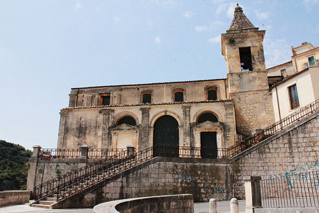 Beautiful Italian Cities Church of Santa Maria delle Scale