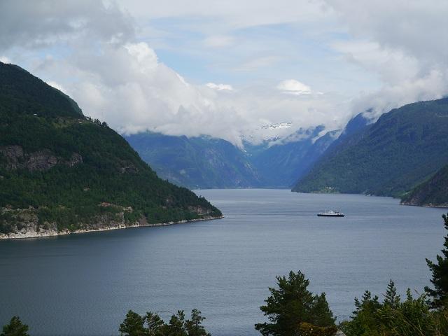 Beautiful Fjords Hardangerfjord