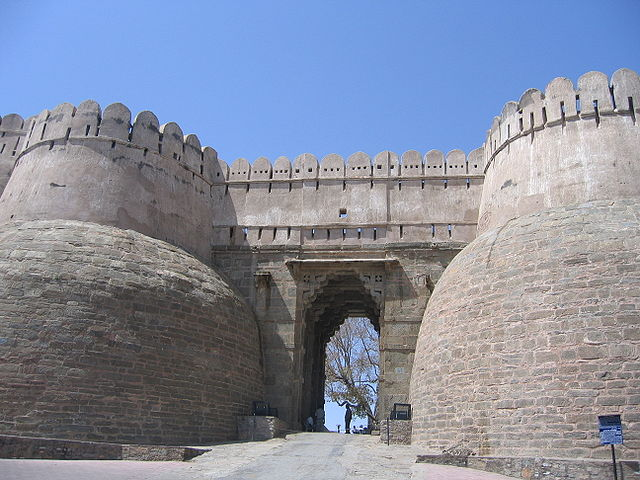 Hill Forts in Rajasthan