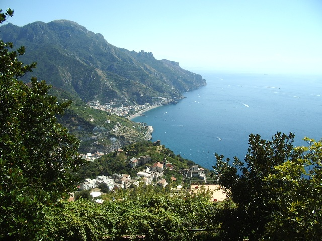 Italian Cities Amalfi Coast