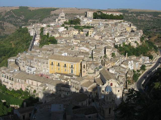 Italian Cities Ragusa