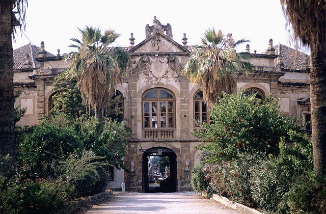 Italian cities Bagheria